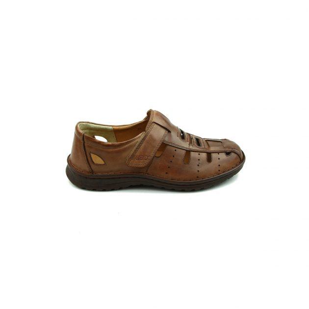 Sandale barbati piele casual Mexico LaScarpa