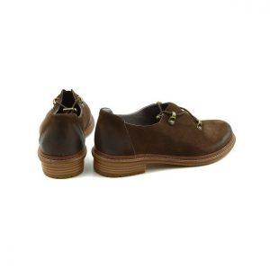 Pantofi dama piele casual Emellya LaScarpa