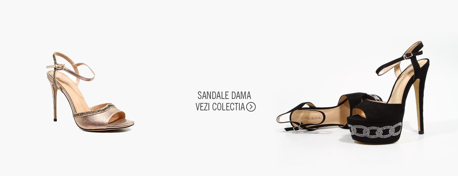 Sandale dama LaScarpa