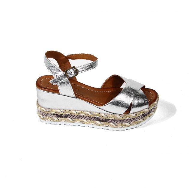Sandale dama piele casual Patricya LaScarpa