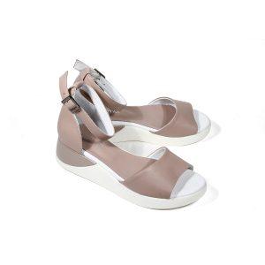 Sandale dama piele casual Adda LaScarpa