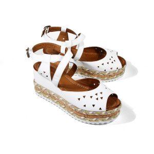 Sandale dama piele casual Simonne LaScarpa