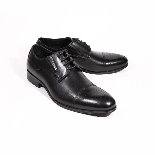 Pantofi barbati piele eleganti Seriso LaScarpa