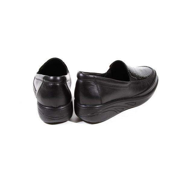 Pantofi dama piele casual Ynette LaScarpa
