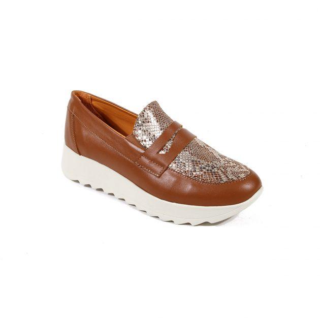 Pantofi dama piele casual Sienna LaScarpa